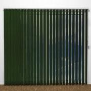 Lamelgardin - LUX Grøn - G1004