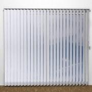 Lamelgardin - LUX Hvid - G1030